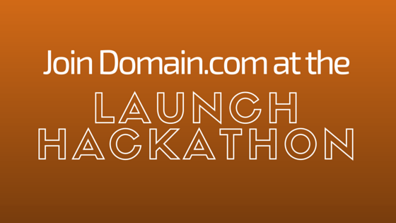 Join Domain.com at the LAUNCH HA