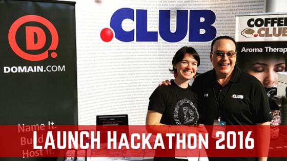 LAUNCH Hackathon 2016