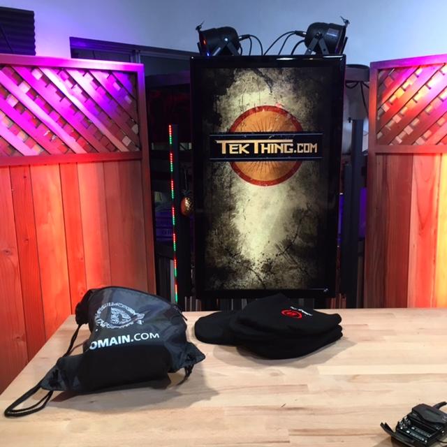 The Hak5 studio!