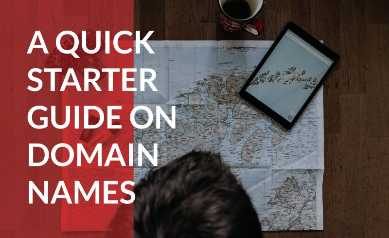 Find your map to domain name success with this quick start guide.