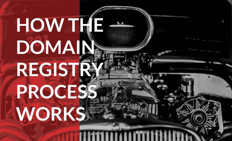 Peek under the hood of the domain registration process to learn how it works.
