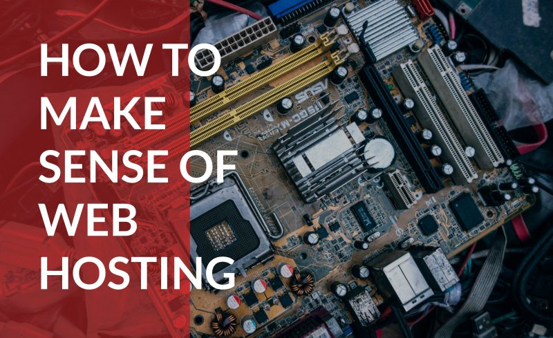 Learn the basic definition of web hosting to get your business online.