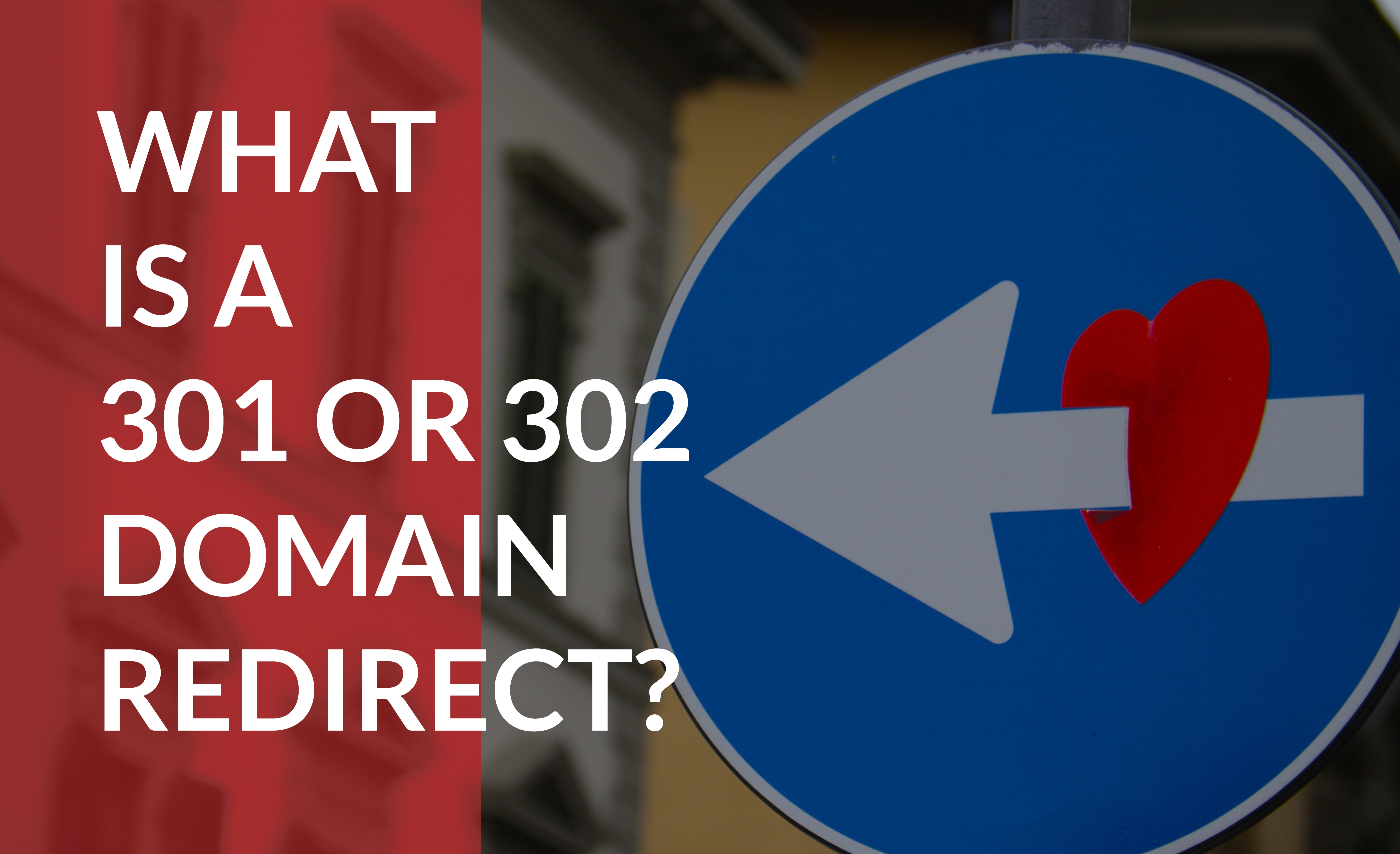 Find out how a 301 and 302 work to move your web traffic in the right direction.