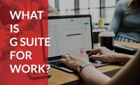 Find out how G Suite can help your business look more professional.