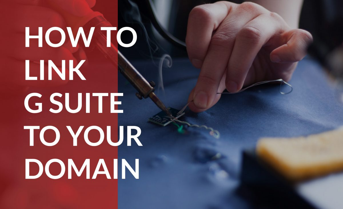 Find out how to link your Gmail account to your custom domain name.