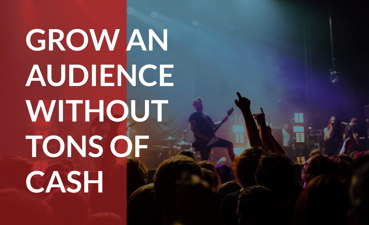 Grow an audience without tons of investment to expand your client list.