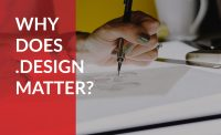 Why does .design matter?