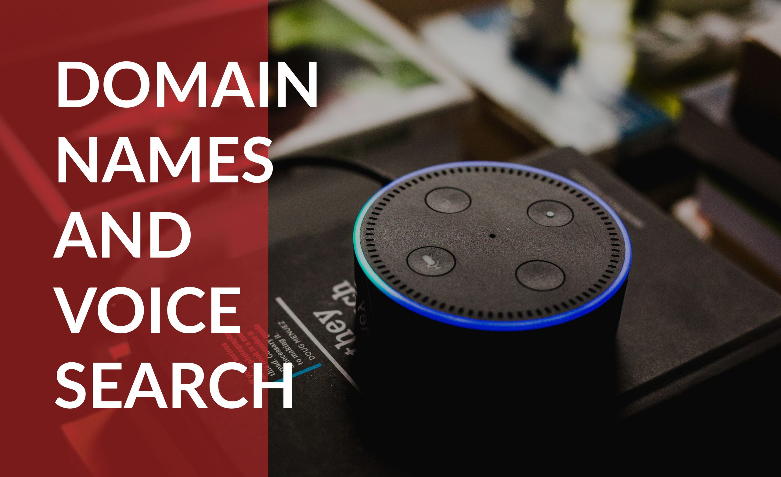 Domain Names and Voice Search