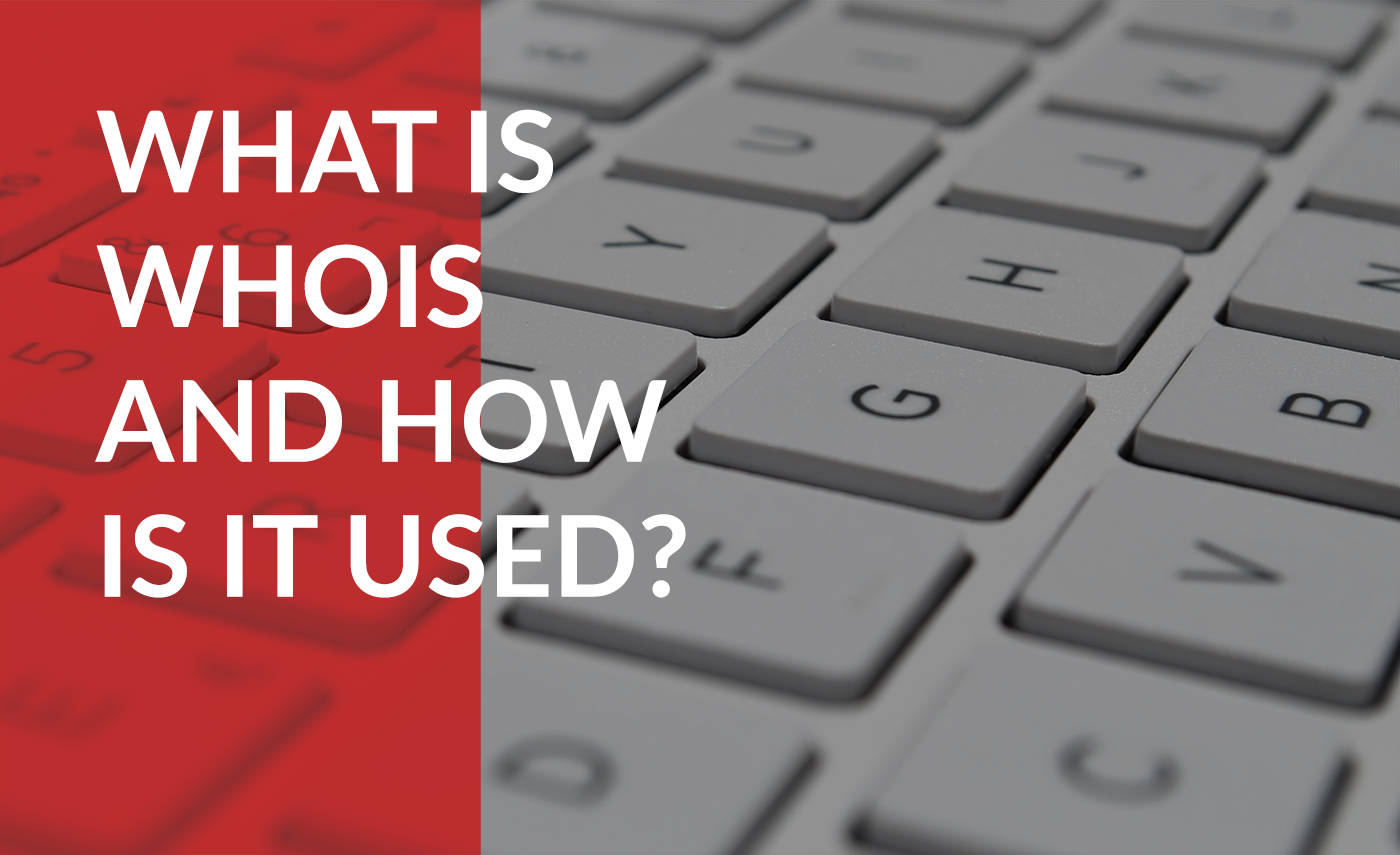 What is WHOIS?