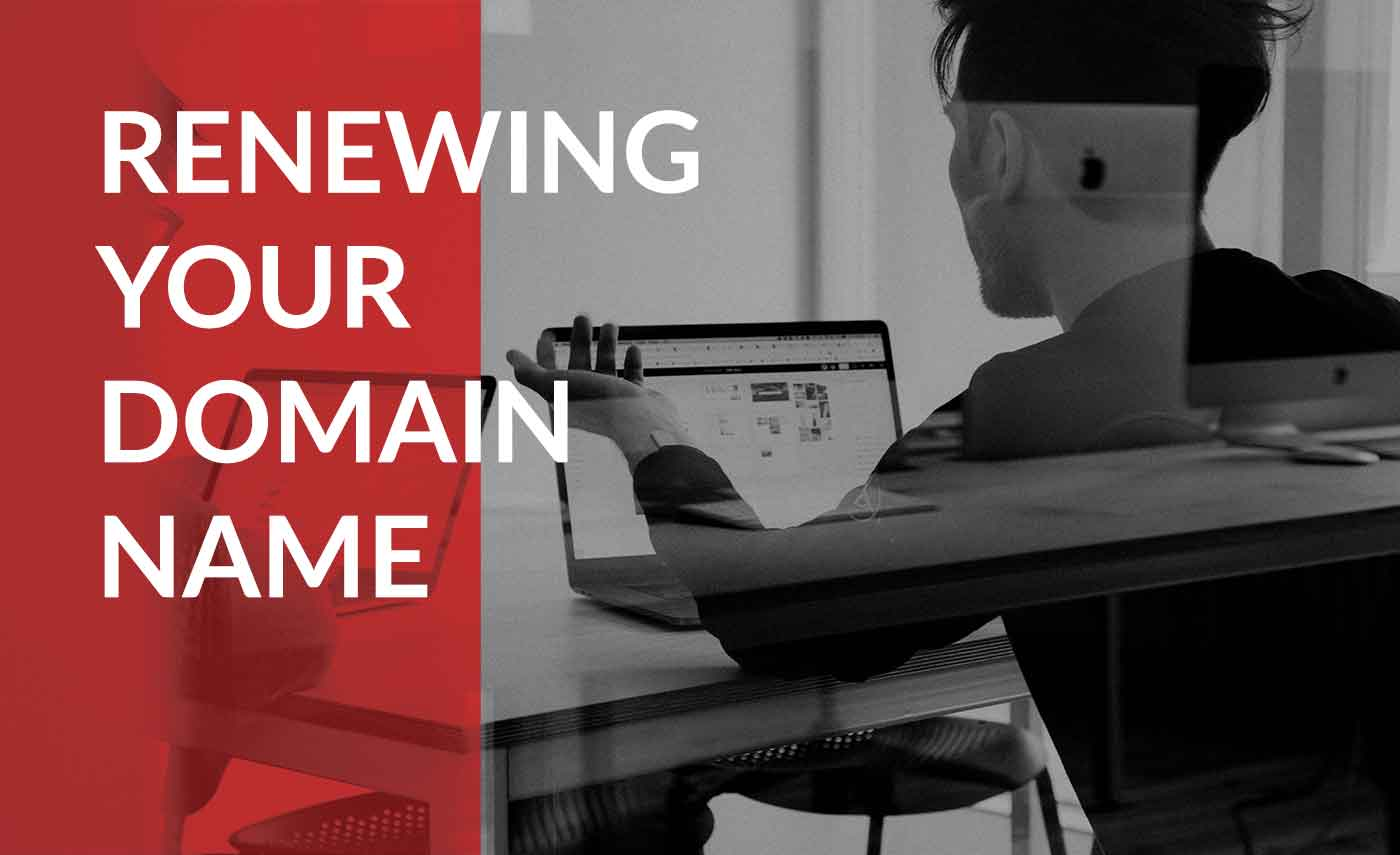 why you should renew your domain name