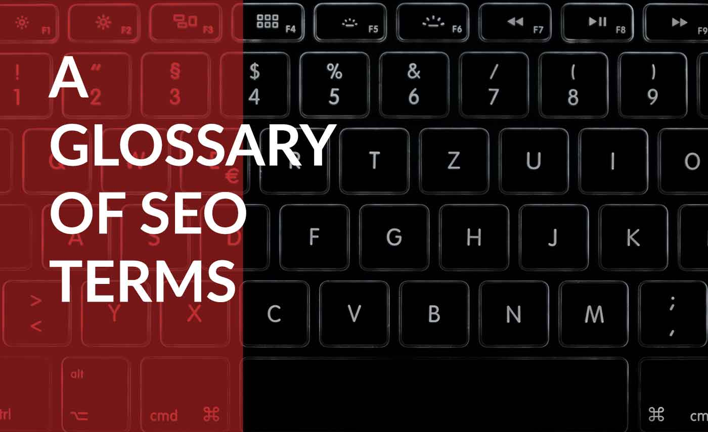 SEO Terms Glossary