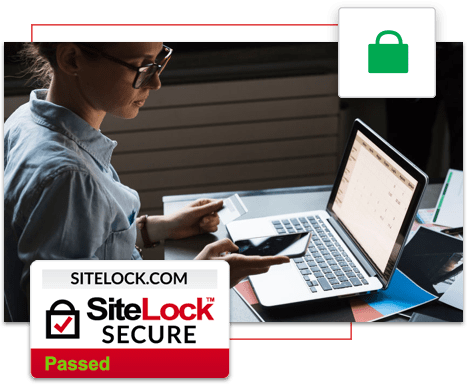 Website security on Domain.com